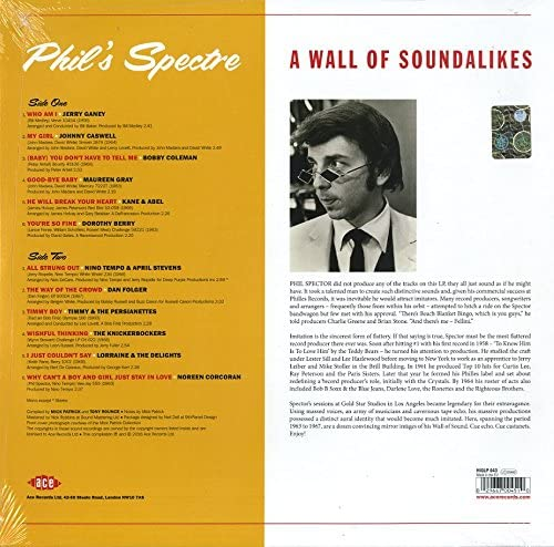 Spectre, Phil/A Wall Of Soundalikes [LP]