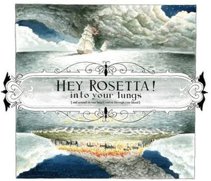 Hey Rosetta!/Into Your Lungs [CD]