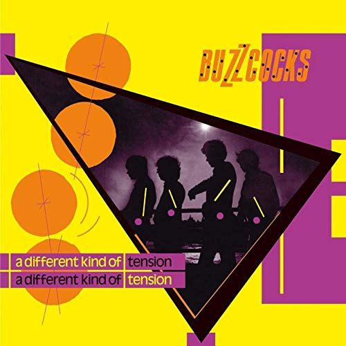 Buzzcocks/A Different Kind of Tension (Yellow Vinyl) [LP]