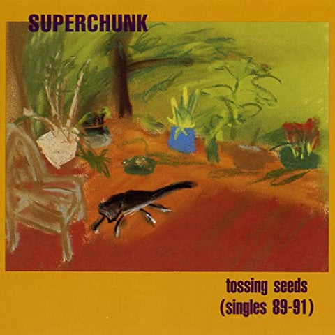Superchunk/Tossing Seeds (Singles 89-91) [LP]