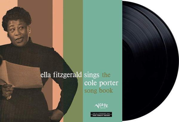 Fitzgerald, Ella/Sings the Cole Porter Songbook [LP]