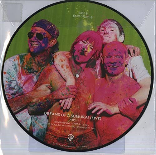 "Red Hot Chili Peppers/Go Robot (Pic Disc) [12""]"