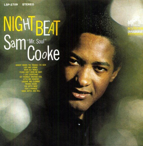 Cooke, Sam/Night Beat (Audiophile Pressing) [LP]