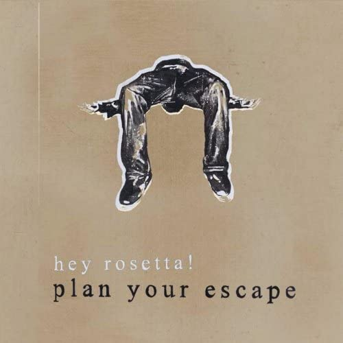 Hey Rosetta!/Plan Your Escape [CD]