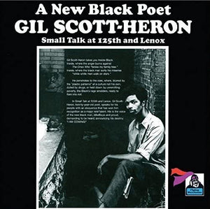 Scott-Heron, Gil/Small Talk at 125th & Lennox [LP]
