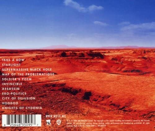 Muse/Black Holes and Revelations [CD]