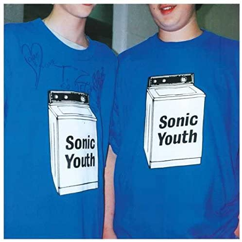 Sonic Youth/Washing Machine [LP]