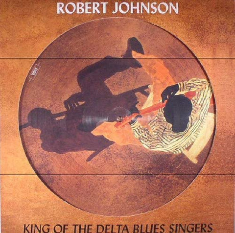 Johnson, Robert/King Of The Delta Blues (Picture Disc) [LP]