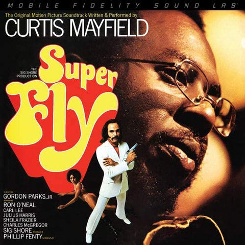 Mayfield, Curtis/Superfly (MFSL 2LP/45rpm/180g) [LP]