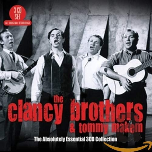 Clancy Brothers, The & Tommy Makem/The Absolutely 3CD Collection [CD]