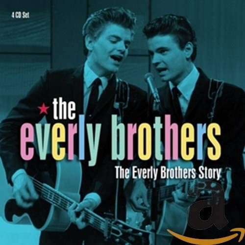 Everly Brothers/The Story (4 CD Set) [CD]