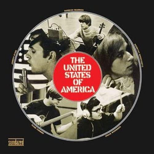 United States Of America, The/The United States Of America [LP]