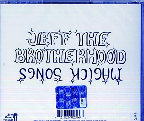 Jeff The Brotherhood/Magick Songs [CD]