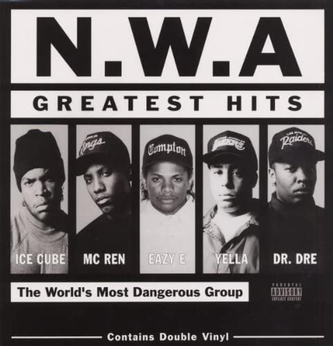 N.W.A./Greatest Hits [LP]
