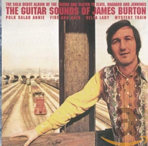 Burton, James/The Guitar Sounds of [CD]