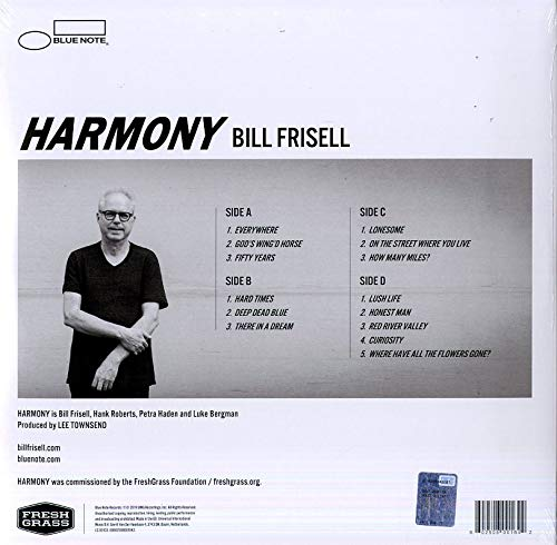 Frisell, Bill/Harmony [LP]