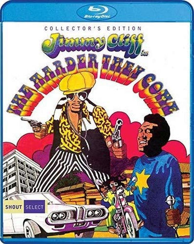 The Harder They Come (Collector's Edition) [Bluray]