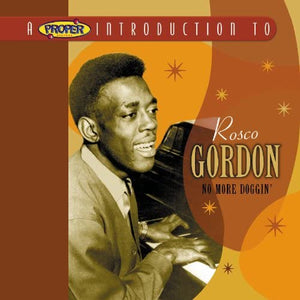 Gordon, Rosco/A Proper Introduction To [CD]