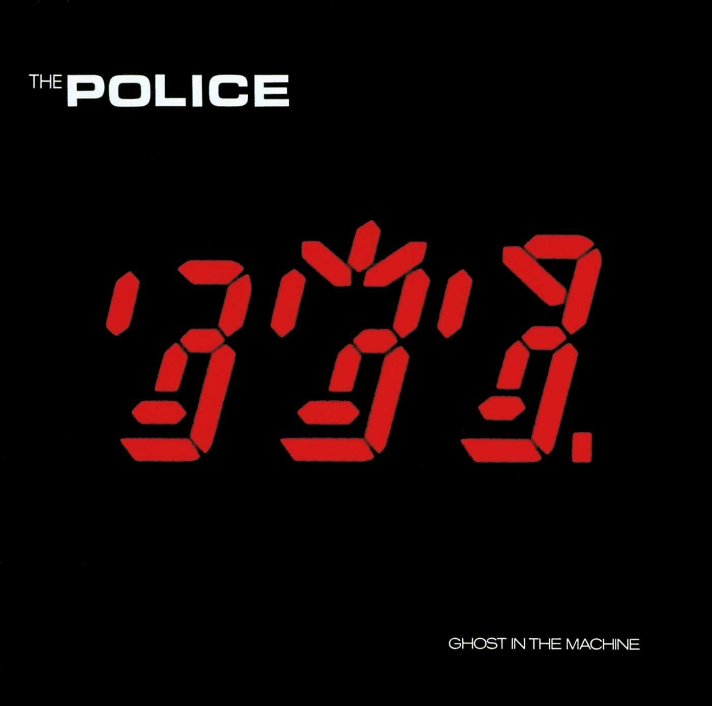 Police, The/Ghost In The Machine [CD]