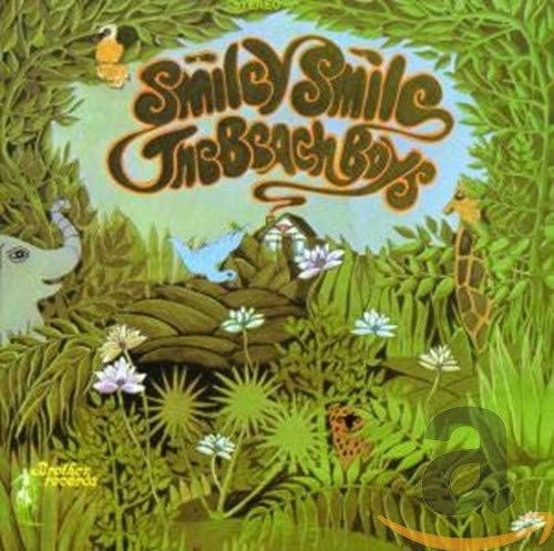 Beach Boys/Smiley Smile [CD]