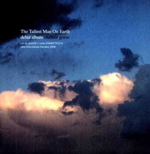 Tallest Man On Earth, The/Shallow Grave [LP]
