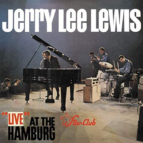 Lewis, Jerry Lee/Live At The Hamburg - Star Club (Bear Family) [LP]