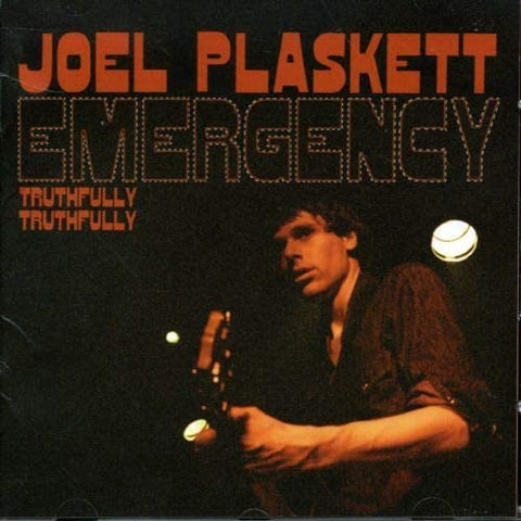 Plaskett, Joel/Truthfully Truthfully [LP]