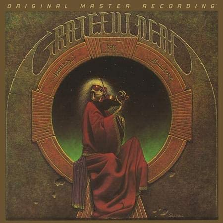 Grateful Dead/Blues For Allah (2LP/45rpm/180g MFSL) [LP]