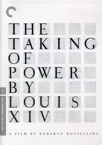 The Taking of Power by Louis XIV [DVD]