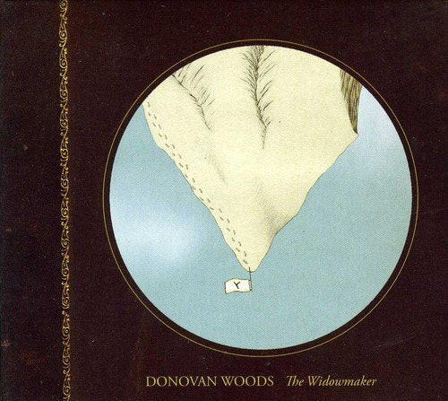 Woods, Donovan/The Widowmaker [CD]