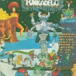 Funkadelic/Standing On The Verge Of Getting It On [LP]