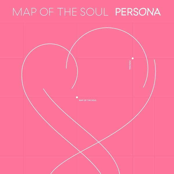 BTS/Persona: Map Of The Soul [CD]