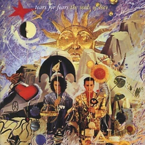 Tears For Fears/The Seeds of Love [Vinyl LP's]
