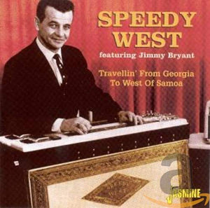 West, Speedy/Travellin' From Georgia To West Of Samoa [CD]