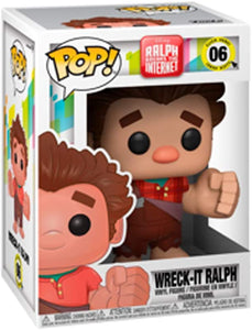 Pop! Vinyl - Ralph Breaks The Internet - Wreck It Ralph [Toy]