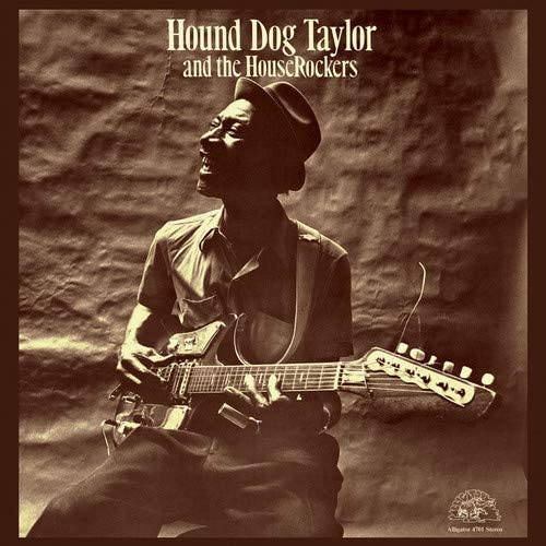Taylor, Hound Dog/and the House Rockers [LP]