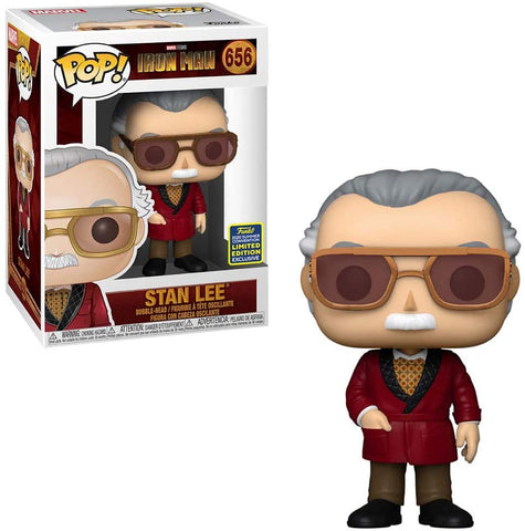 Pop! Vinyl/Stan Lee - Iron Man Cameo [Toy]