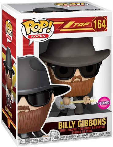 Pop! Vinyl/ZZ Top - Billy Gibbons [Toy]