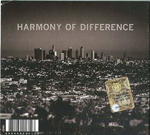 Washington, Kamasi/Harmony Of Difference [CD]