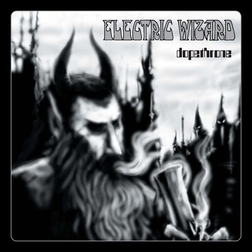Electric Wizard/Dopethrone [CD]