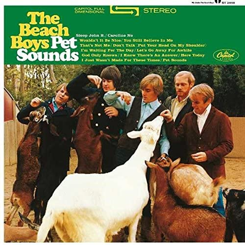 Beach Boys/Pet Sounds: 50th Anniversary (Stereo) [LP]