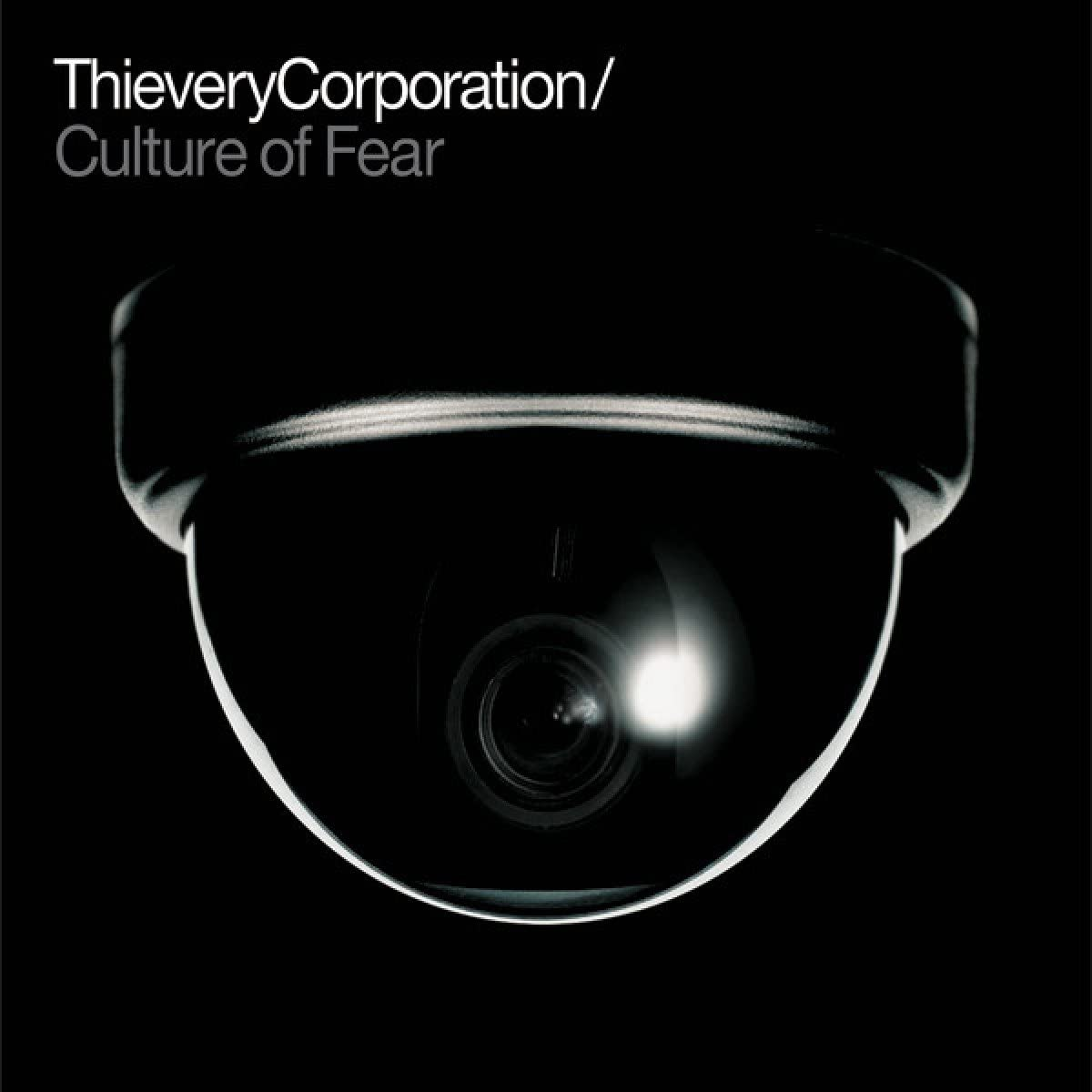 Thievery Corporation/Culture of Fear [LP]