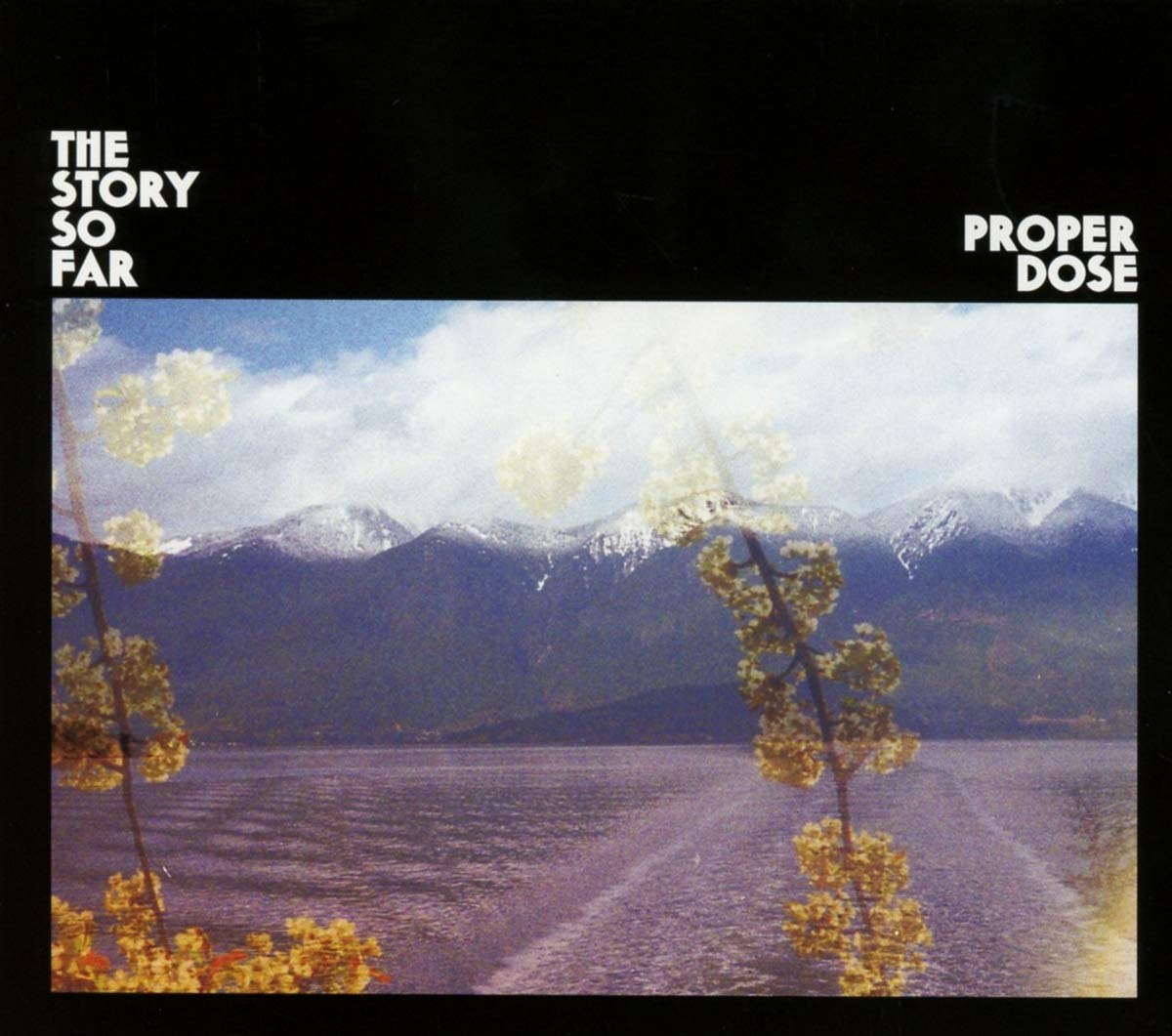 Story So Far, The/Proper Dose [CD]