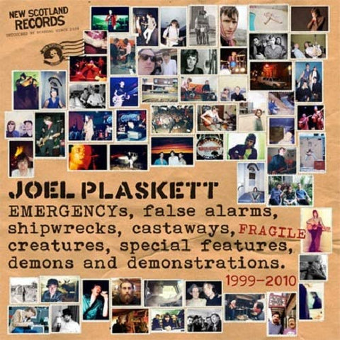 Plaskett, Joel/Emergencys [LP]