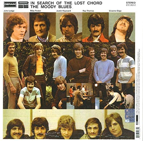 Moody Blues, The/In Search Of The Lost Chord (50th Ann) [LP]
