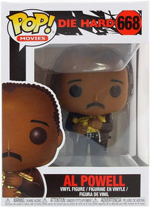 Pop! Vinyl - Die Hard - Al Powell [Toy]