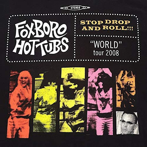 Foxboro Hottubs (Green Day)/Stop, Drop and Roll! (Yellow/Green Vinyl) [LP]