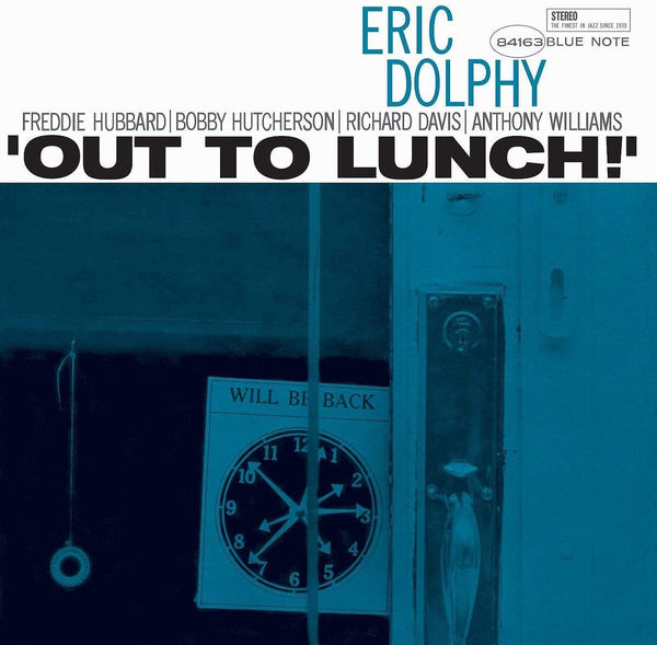 Dolphy, Eric/Out To Lunch! [CD]