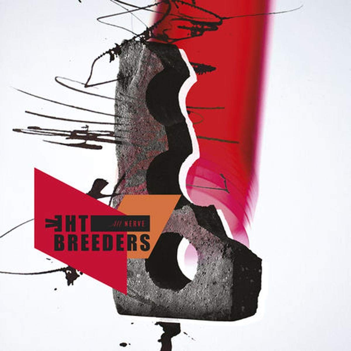 Breeders, The/All Nerve (Orange Vinyl) [LP]