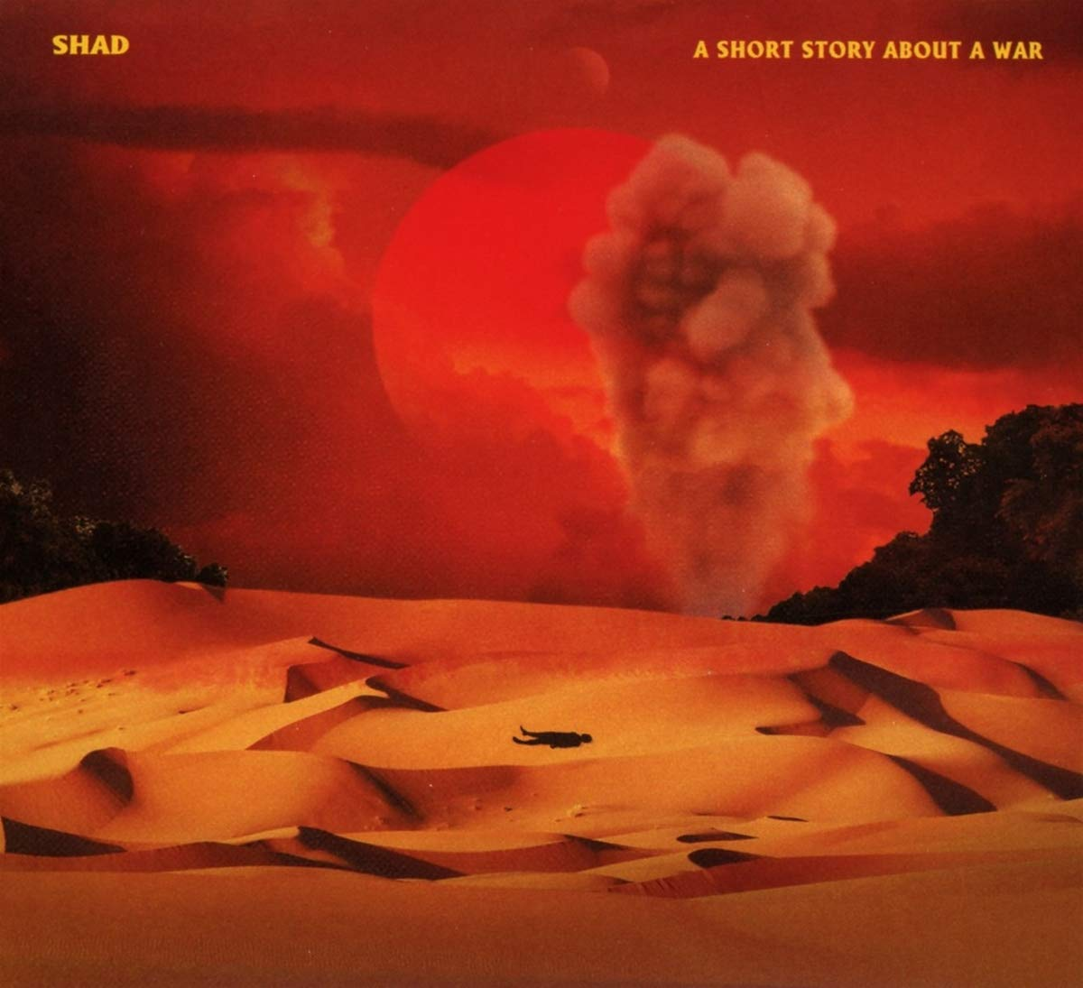 Shad/A Short Story About A War [CD]